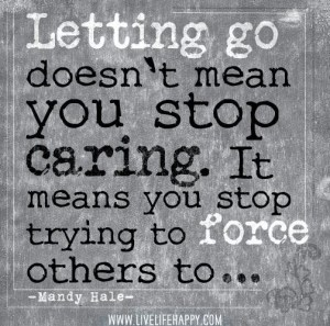 Letting Go2
