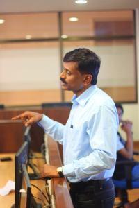 Sanjay Shitole Teaching