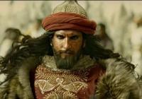 PADMAVAT- RANVEER as Aluddin Khiliji