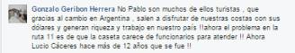 Respuesta Geribón a García