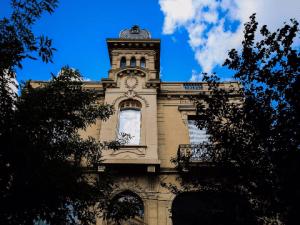 En 2014 BPS dio en comodato éste edificio a la Junta Nacional de Drogas para el funcionamiento de Ciudadela en San José. Aún continua sin ser utilizado.