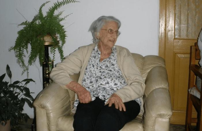Maragata cumple 105 años de edad