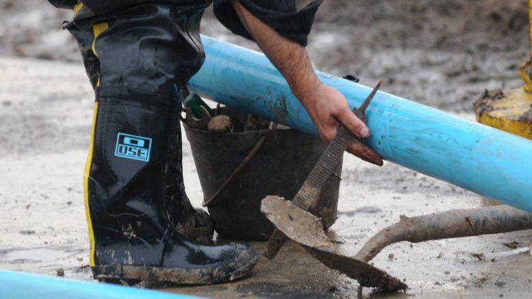 Corte de suministro de agua en San José de Mayo