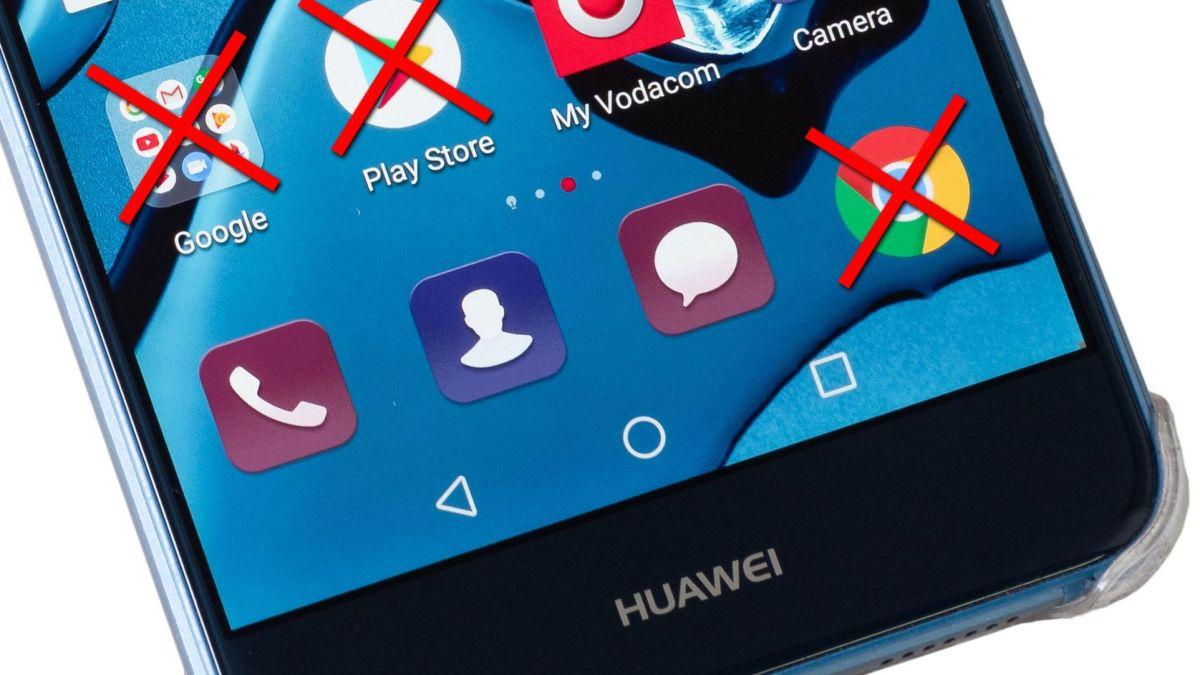 El conflicto del que habla el mundo: Google rompió con Huawei