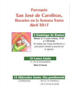 Semana santa 1