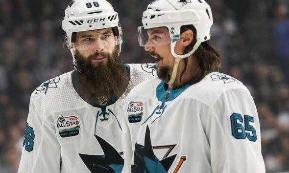 NHL trade rumors, San Jose Sharks Brent Burns Erik Karlsson