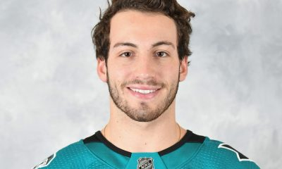 Jake McGrew, San Jose Sharks