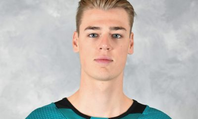 Zachary Emond, San Jose Sharks