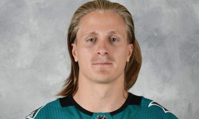 Marcus Sorensen, San Jose Sharks