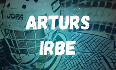 Arturs Irbe San Jose Sharks