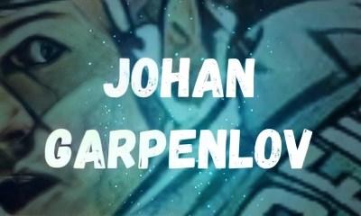San Jose Sharks Johan Garpenlov
