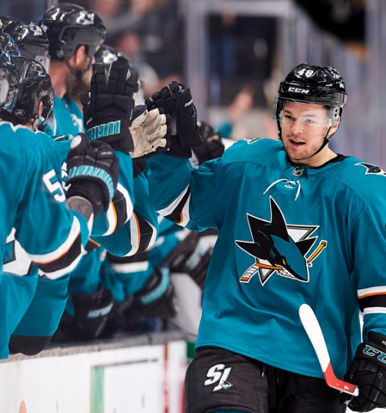 Tomas Hertl, NHL trade, San Jose Sharks