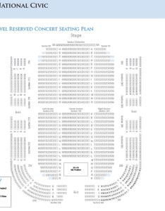 City national civic west san carlos st jose ca also seating charts theaters rh sanjosetheaters