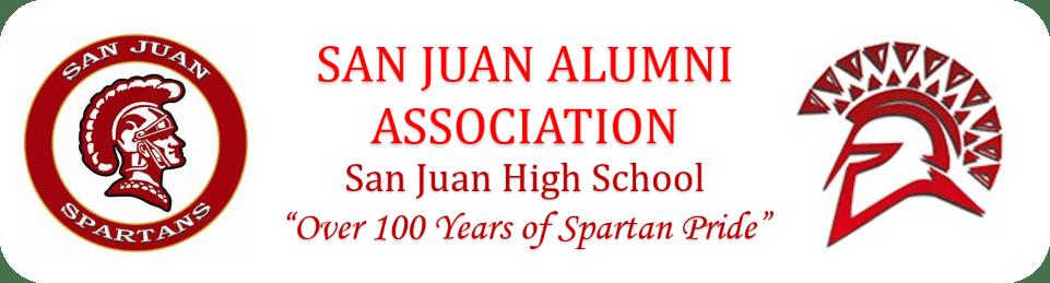 San Juan Spartans Letterhead
