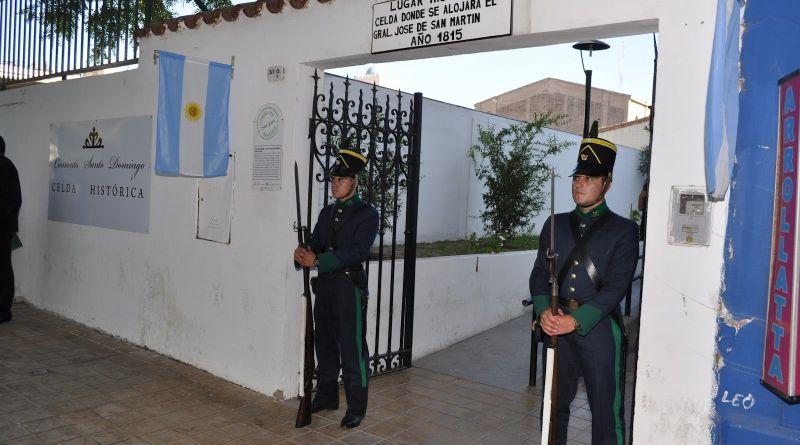 Celda Histórica de San Martín