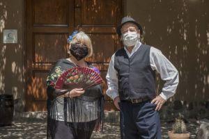 Comenzaron las actividades del elenco de teatro formado por adultos mayores