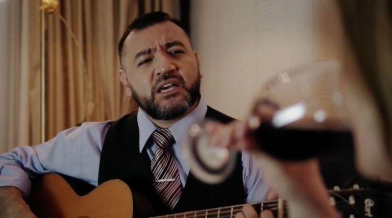 Como el vino en tu boca la nueva producción de Claudio Rojas