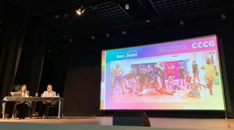 Destino LGBT+: San Juan expuso su experiencia sobre turismo inclusivo en Jujuy