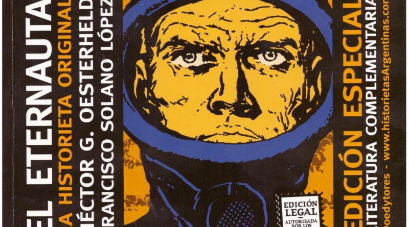 El Eternauta - Libros Inoxidables - Reseña Ernesto Simón