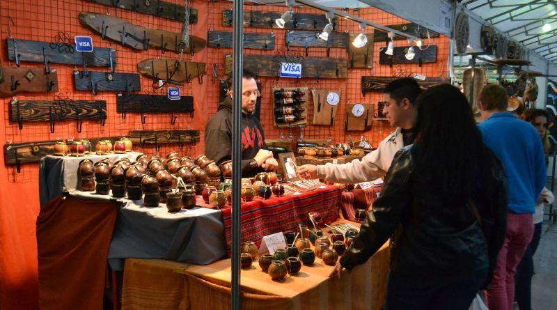 Feria de las artesanías foto
