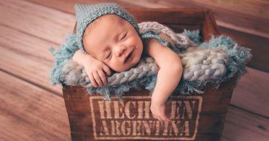 Soledad Scussolin sorprende con una extraordinaria serie de fotografías newborn