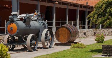 Museo Santiago Graffigna – Bodegas