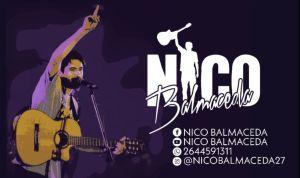 """ALLPA RUNA KAMASKA"": el nuevo álbum de Nico Balmaceda"