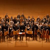 Concierto de la Orquesta Sinfónica en el Auditorio Juan Victoria