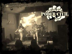 "Dale play: ""Infierno en Roma"" de Poder Civil"