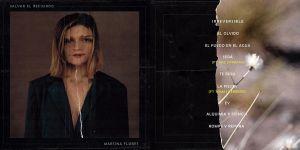 """""""Salvar el recuerdo"""", el nuevo disco de Martina Flores ya suena en todas las plataformas"""