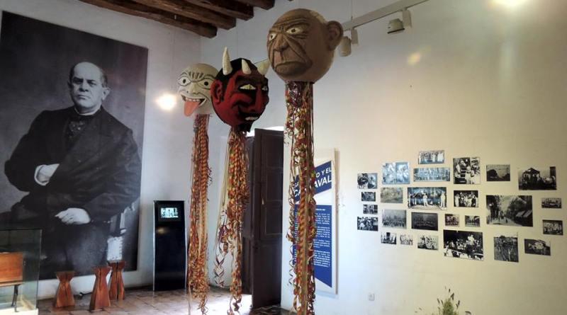 Sarmiento y el Carnaval