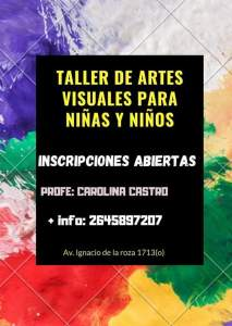 Taller-artes-visuales-niños-y-niñas