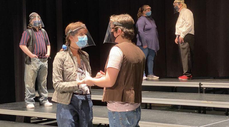 Actividades teatrales gratuitas a cargo de Dayana Morales y Daniel Guerra