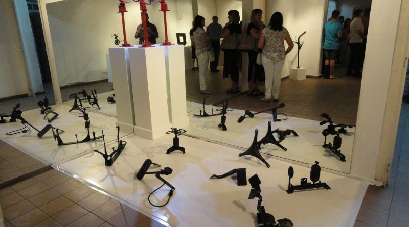 CENTRO DE CREACIÓN DE ARTES PLÁSTICAS Y MUSEO INSTITUTO DE EXPRESIÓN VISUAL JULIÁN TORNAMBÉ
