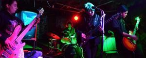 Rock, Jazz y Blues con tres bandas locales