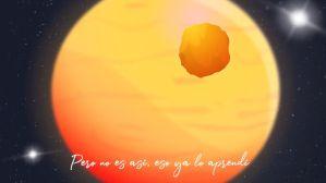 """""""Una vez así"""" video lyric de Curcumina"""
