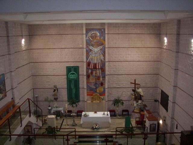 Casa Comn Habitacin Compartida  Parroquia San Juan De