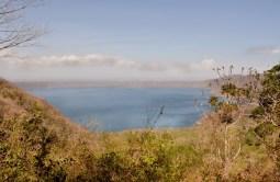 Vista de la la Laguna de Apoyo © San Juan de Oriente