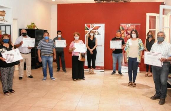 Con destacadas piezas, 37 artesanos sanjuaninos obtuvieron la certificación de la Identidad Artesana