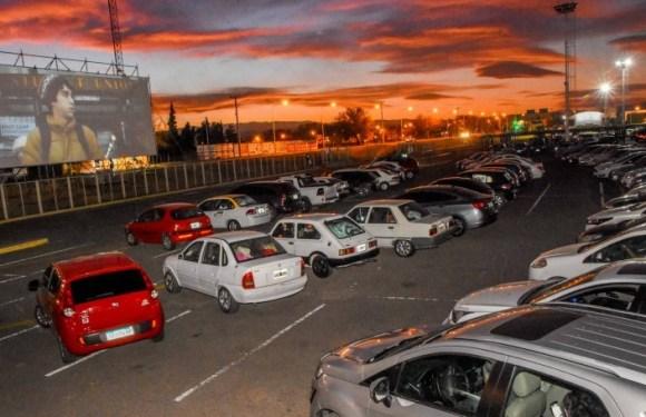 Este fin de semana habrá Autocine en San Martín