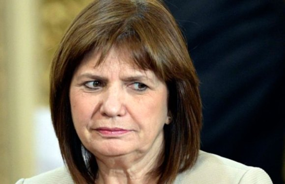 Duro comentario de Patricia Bullrich contra los docentes