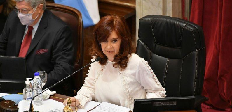 El cumpleaños no tan feliz de Cristina Fernandez