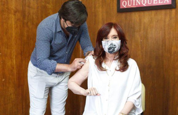 Sputnik V: Cristina Kirchner festejó en redes sociales la publicación de The Lancet