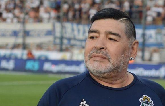 Diego Maradona: Comienzan a peritar dos teléfonos celulares