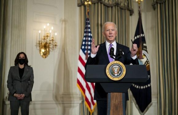 Biden prometió enfrentar el «autoritarismo» de China y Rusia y anunció el fin del apoyo a Arabia