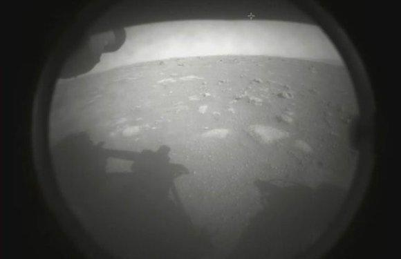 El rover Perseverance de la NASA aterrizó con éxito en la superficie de Marte