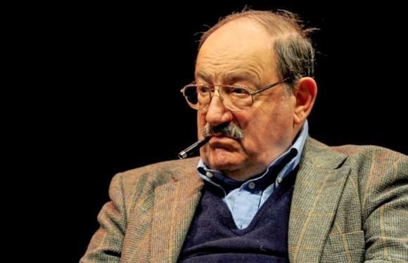 A cinco años de su fallecimiento: Cómo leer a Umberto Eco