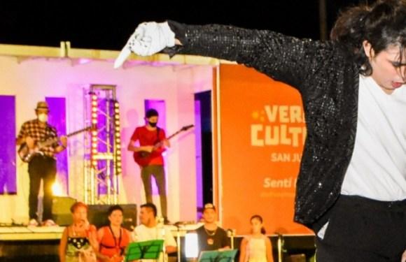 Este fin de semana el Verano Cultural llevará música a Punta Negra y Rawson