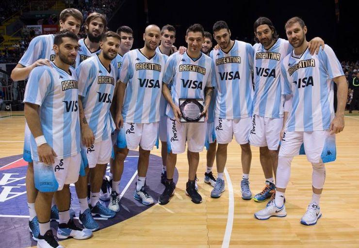 Resultado de imagen para argentina panama basquet san juan