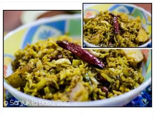 Rice cabbage
